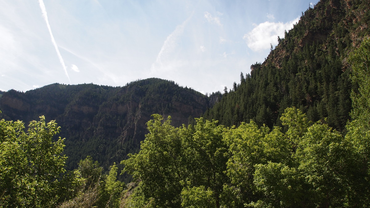 Colorado near Glenwood Springs